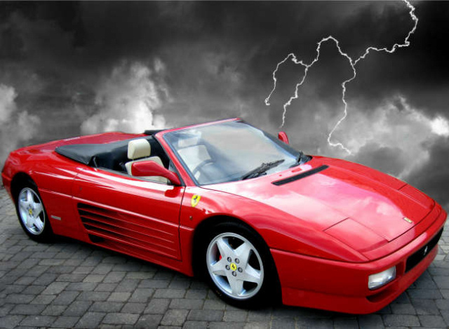 Ferrari 348 car prices
